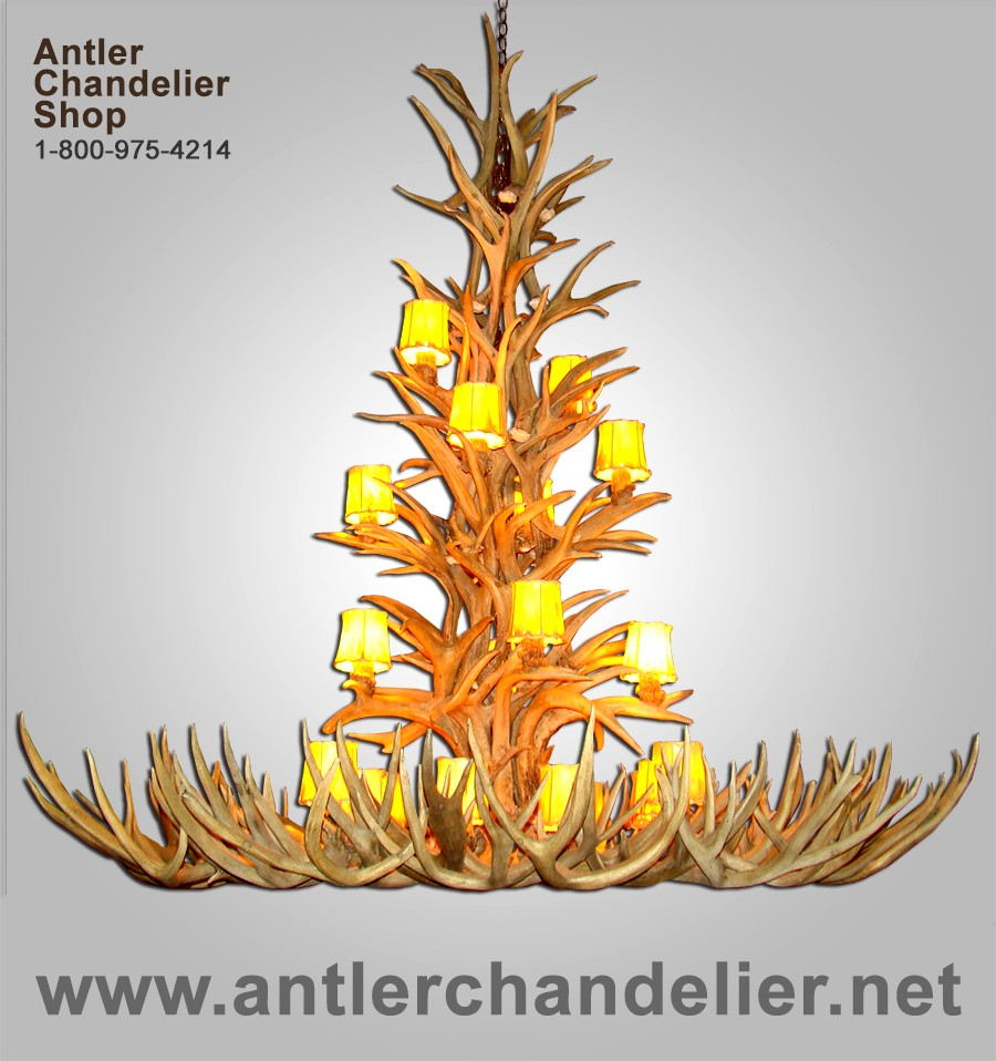 Real antler yellowstone mule deer whitetail chandelier real antler yellowstone mule deer whitetail chandelier aplchnmdwt arubaitofo Image collections